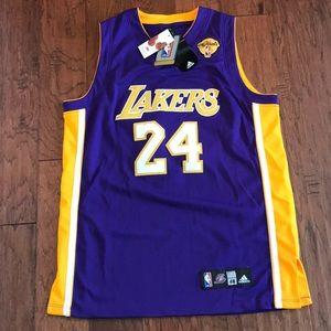 Kobe Bryant NBA Lakers Basketball Jersey